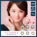 日本Flanmy 1 day color ...
